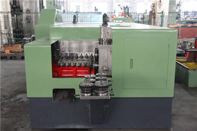 27B-6S Six Stations Cold Nut Forming Machine
