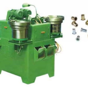 Rivets Nut Two Spindles Full Automatic Nut Tapping Machine