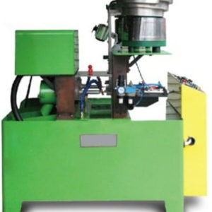 Drop In Anchor Double Spindle Full Automatic Nut Tapping Machine