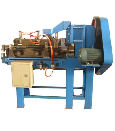 Spring Lock Washer Cutting Machine
