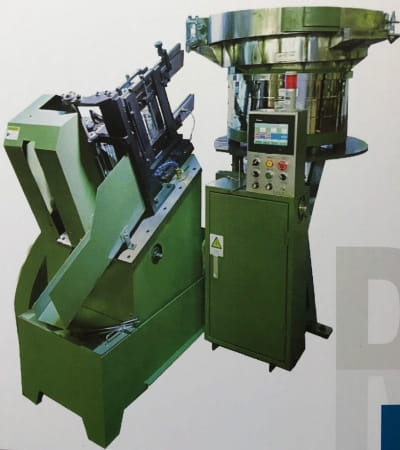 A400 Self Drilling Screw End Point Cutting Machine