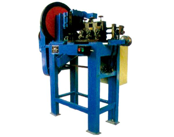 Spring Washer Coil Cutting Machine
