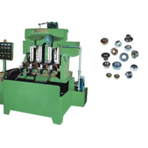 Four Spindle Full Automatic Nut Tapping Machine