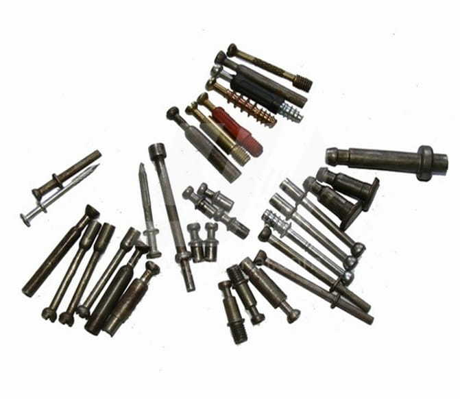 Open Closed Die Forging Machine forged fasteners