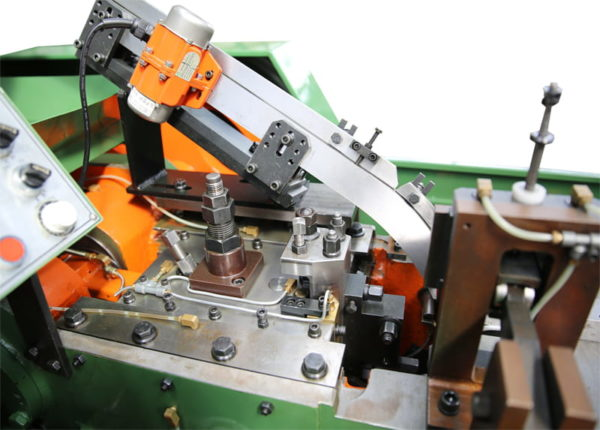 Open Closed Die Forging Machine structure 1