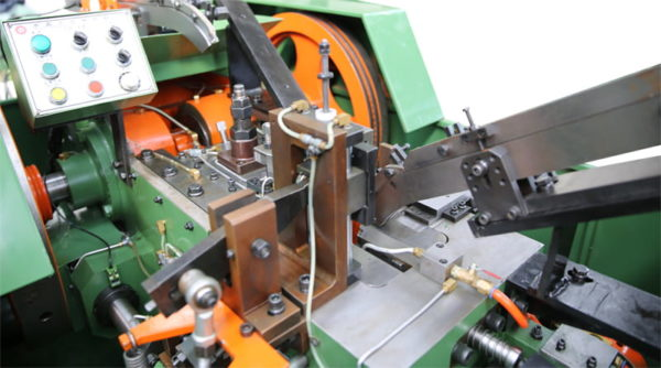 Open Closed Die Forging Machine structure 2