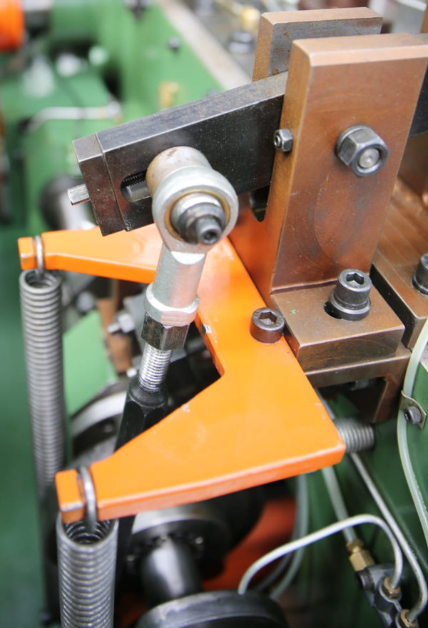 Open Closed Die Forging Machine structure 4