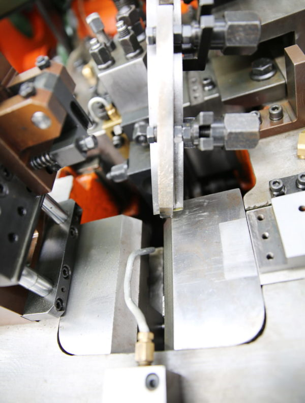 Open Closed Die Forging Machine structure 5