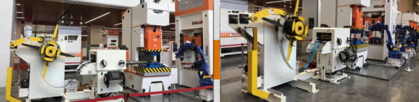 Metal Stamping Production Line-Whole solution for metal stamping.