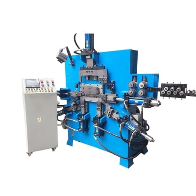 Hydraulic CNC Wire Bending Machine